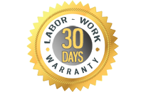 Labor Warranty - 30 Days